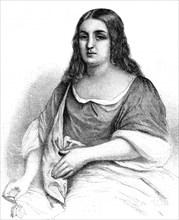 POCAHONTAS fille du chef indien Pouhatan
