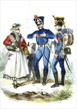 Uniformes sous Napoleon 1er