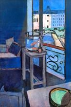 """Matisse, """"Intérieur, bocal de poissons rouges"""""""