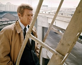 """Steve McQueen, """"Bullitt"""" (1968) Solar Productions  File Reference # 33505_107THA  For Editorial Use Only -  All Rights Reserved"""