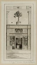 """Boutique """"A l'Orme St Gervais"""" à Paris"""