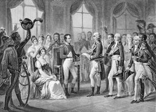 Napoléon proclamé empereur