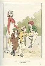 Les petits patriotes, An VIII (1800)