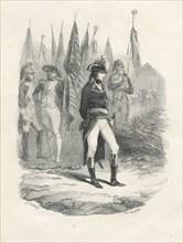 Napoléon Bonaparte pendant la Campagne d'Egypte