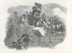 L'armée française pendant la Campagne d'Egypte