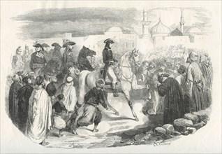 L'entrée de Bonaparte au Caire (24 juillet 1798)
