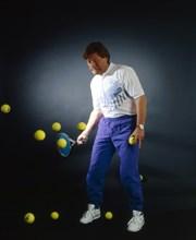 Roger Zabel, 1990