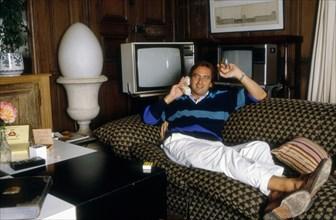 Yves Lecoq, 1986