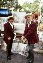 Roger Pierre et Jean-Marc Thibault, 1990