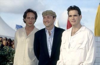 William Fichtner, Kevin Spacey, Matt Dillon, 1989