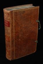 Luchtmans, Sam. & Joh. (printer), CICERO, MARCUS TULLIUS, Rhetorica ad Herennium, old printing book information form paper