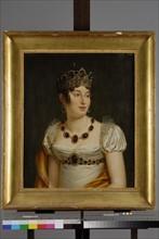 Portrait de Caroline Murat