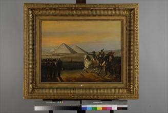 """""""Bonaparte aux pyramides"""""""