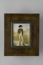 Bonaparte 1er Consul dans les jardins de la Malmaison
