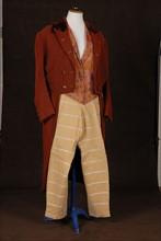 Costume de théâtre : costume d'homme 1830