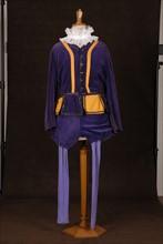 Costume de théâtre : costume d'homme style Henri II