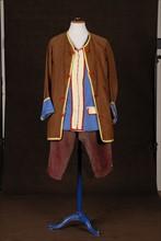 Costume de théâtre : costume de manant style Louis XV