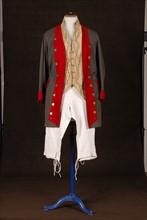 Costume de théâtre : costume de valet de chambre