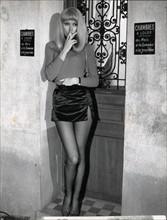 Elle boit pas, elle fume pas, elle drague pas mais... elle cause !