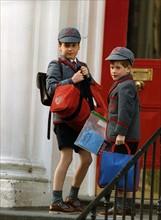 Prince William et prince Harry