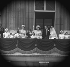 Mariage de la princesse Margaret et de Lord Antony-Armstrong Jones