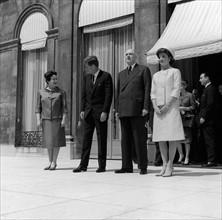 Les de Gaulles et les Kennedys