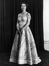 La princesse Elisabeth avant son couronnement