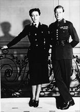 Portrait du duc et de la duchesse de Windsor