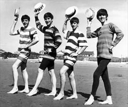 Les Beatles à Weston-super-Mare