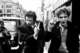 Les Sex Pistols