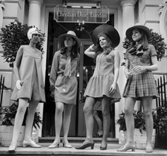 Collection automne Dior 1967