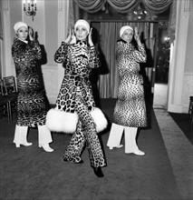 Collection Hiver 1969 de la maison Dior