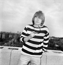 Portrait de Brian Jones