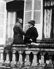 Georges Clemenceau et Douglas Haig