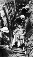 Première Guerre Mondiale, l'offensive de la Marne