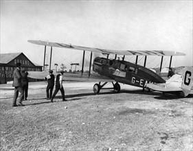 Bombardier de la Première Guerre Mondiale