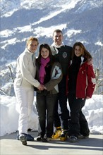 Prince Andrew et Sarah Ferguson