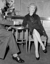Marilyn Monroe et Laurence Olivier