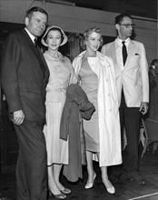 Arthur Miller et Marilyn Monroe