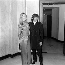 Sharon Tate et Roman Polanski