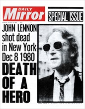 Assassinat de John Lennon