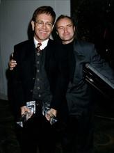 Elton John et Phil Collins