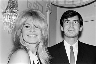 Brigitte Bardot et Anthony Perkins