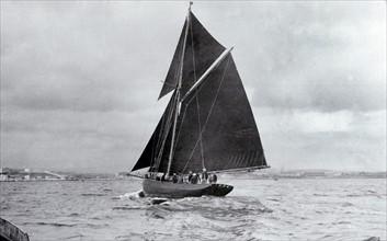 Yacht Jolie Brise