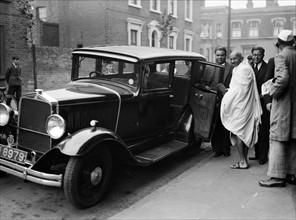 Mahatma Gandhi 1931