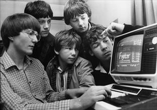 Classe d'informatique, 1981