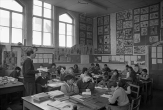 Ecole primaire de Coventry en Angleterre