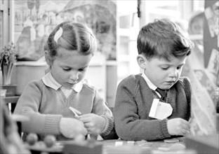 Ecoliers de Ravensdale, 1966