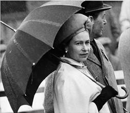 La reine Elisabeth II à Chester