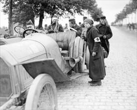Infirmière de la Croix Rouge, 1914